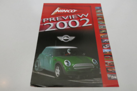 Ninco preview 2002
