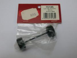 Ninco vooras BBS 63 mm. 15 X 8.3 mm.