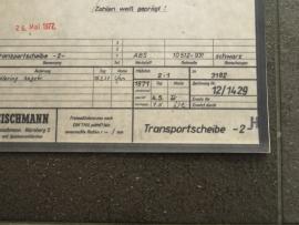 3182 Transportschijf (origineel)