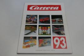 Carrera catalogus 1993