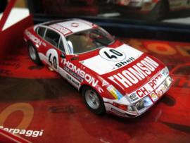 Fly Carmodel, Ferrari 365 GTB/4 Dattona 24h. LeMans 1973 Team 3