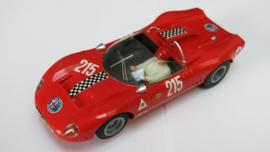3211 Alfa Romeo rood nr. 217