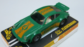 3225 Porsche 911 Turbo groen nr. 4