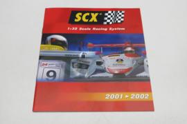 SCX folder 2001 / 2002