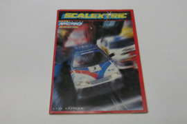 Scalextric folder 37ste editie (mini pocket)