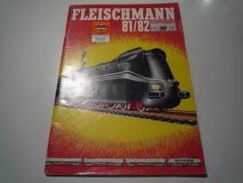 Catalogus 1981/82 (NL)