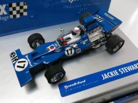 "SCX Vintage, Tyrrell-Ford ""Jackie Stewart"" (Limited Edition) (nieuw)"