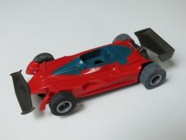 Ferrari Niki Lauda kap rood/blauw (ultra zeldzaam)