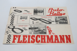 Folder Fleischmann Auto-Rallye