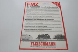 Folder Fleischmann treinen FMZ (NL)