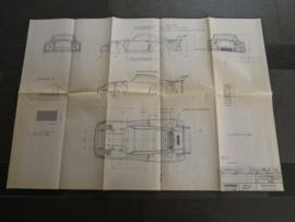 3228 / 3229 Porsche 935 kap (origineel)
