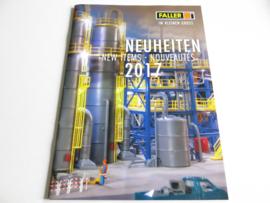 Faller catalogus 2017 (DE/ENG/FRA)