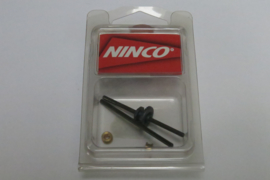 Ninco achteras- tandwielset 53,5 mm / 24 tanden