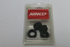 Ninco banden Rally standaard (Off Road) 19 X 10 mm