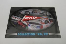 Ninco catalogus 1998/1999