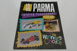 Parma catalogus 1992