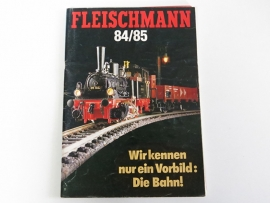 Catalogus 1984/85 (DE)