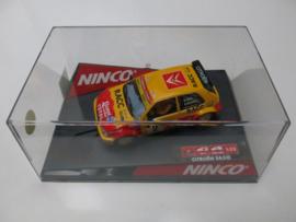 """Ninco, Citroën Saxo Super 1600 """"D. SOLA"""""""