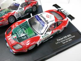 "Carrera Evolution, Ferrari 575 GTC ""G.P.C. Giesse Squadra Corse"" Spa 24h 2004 (zeer goede staat)"