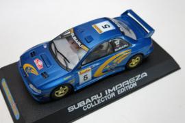 Scalextric, Subaru Impreza  Blue WRC (special edition)