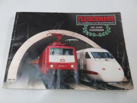 """Catalogus 1987/88 """"100 Jaar"""" (NL)"""