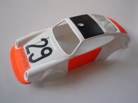 Porsche 911 kap Rijkspolitie