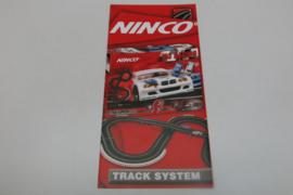 Ninco folder track system 2003