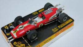 3200 Ferrari F1 rood nr. 7 (16 spaaks gril, nieuwstaat, gestempeld)