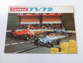 Catalogus Carrera 1971/72 (DE)