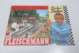 "Folder Fleischmann Auto-Rallye ""Kenners kiezen"""