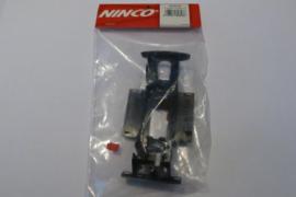 Ninco chassis t.b.v. Mitsubishi Pajero EVO