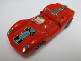 Ford Lotus oranje Caltex nr. 2 (gestempeld)