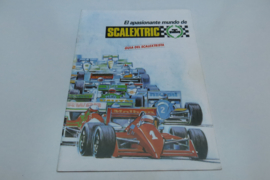 Scalextric catalogus 1990 (SPA)