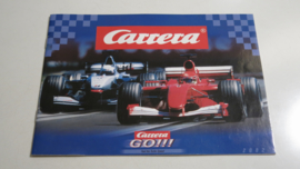 Carrera Go catalogus 2002