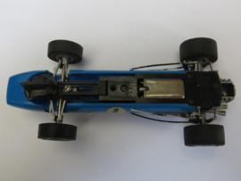 Ferrari F1 blauw nr. 7 (24 spaaks gril, gestempeld)