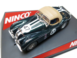 "Ninco, Jaguar XK-120 ""Alpen Rally"""