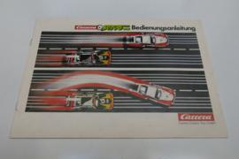 Carrera Servo 140 gebruiksaanwijzing