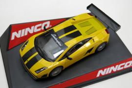 Ninco, Lamborghini geel/zwart