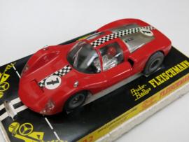 3220 Porsche Carrera 6 rood nr. 7 (gestempeld)