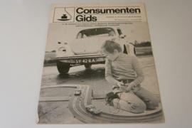 Informatieblad Consumentengids (Fleischmann test)