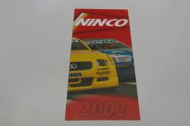 Ninco folder 2002