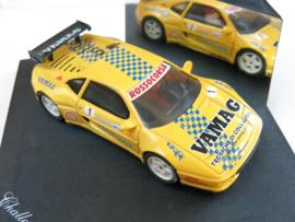 ProSlot, Ferrari 355 geel (zeer goede staat)