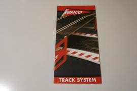 Ninco folder track system