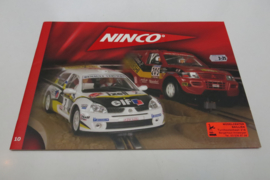 Ninco catalogus 2003