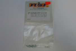 NSR schroef 2.2 mm x  6.5 mm