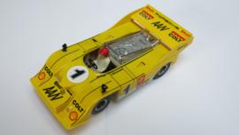 3202 Porsche Can-Am geel nr. 1 (spiegels zwart, gestempeld)