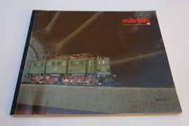 Märklin H0 catalogus 1986/87 (NL)