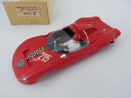 Alfa Romeo kap rood 3741 (ovp)