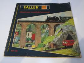 Faller catalogus 841