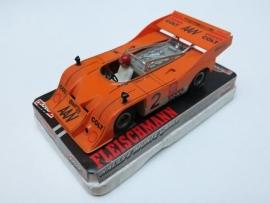3203 Porsche Can-Am oranje (spiegels zwart) (nieuwstaat)